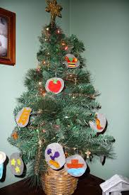 mountain of grace homeschooling our jesse tree ornaments