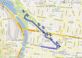 Philly Thanksgiving Day Parade Philadelphia Thanksgiving Day Parade 2017 Route Map Thanksgiving 2018