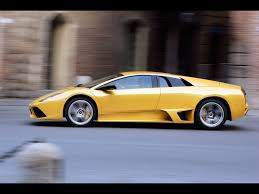 Lamborghini Murcielago Yellow - lamborghini murcielago lp640 yellow side speed 1920x1440
