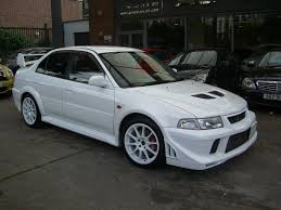 mitsubishi lancer evo 5 used 2001 mitsubishi lancer evo vi 6 tommy makinen edition for