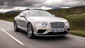bentley all black bentley continental gt review top gear