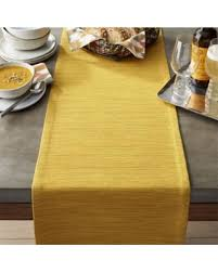 Yellow Table L Check Out These Bargains On Grasscloth 90 Mustard Table Runner