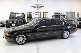 1988 bmw 7 series 1988 bmw 7 series 735i 83918 black 6 cylinder
