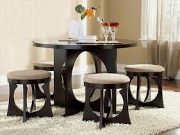 dining tables for small spaces that expand dining tables for small spaces that expand 5 piece dining set home