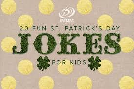 20 fun st patrick u0027s day jokes for kids imom