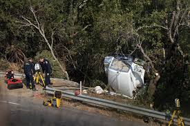 live updates firefighter dies in napa county crash more