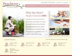 dupage cremations funeralnet custom funeral home website design cremation
