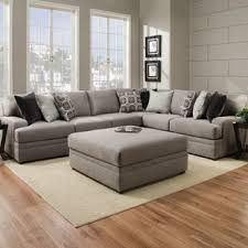 Curved Sectional Sofa Leather Curved Sectional Sofas You Ll Wayfair