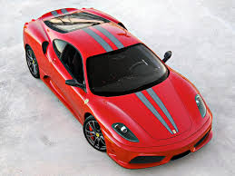 red ferrari red ferrari f430 top view hd desktop wallpaper widescreen high