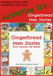 activities for gingerbread stories from around