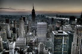 Hd New York City Wallpaper Wallpapersafari by Photo Collection Cityscape Wallpaper 07 Hd