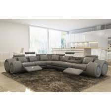 canapé d angle 7 places cuir canape d angle 7 places cuir maison design hosnya com