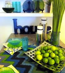 Green And Blue Kitchen 12 Best Lime Green Kitchen Decor Images On Pinterest Kitchen