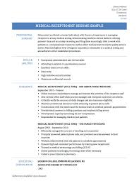 data entry description for resume medical receptionist description for resume luxury hair salon