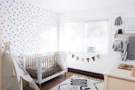 papier peint chambre bebe design interieur decoration chambre bebe papier peint motif