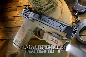 smith and wesson m p 9mm tactical light smith wesson m p45 autopistol