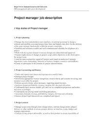 sample project manager cover letter advertising sales marketing resume digital marketing cv example