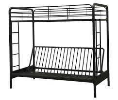 Bunk Bed With Futon Couch Metal Futon Bunk Bed Assembly Instructions Roselawnlutheran