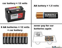 Battery Meme - problem battery by kirat meme center