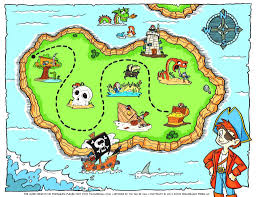 treasure map clipart treasure map clipart cliparts blank treasure clip