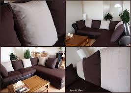 refaire coussin canapé avant après les coussins part 2 seve sa muse