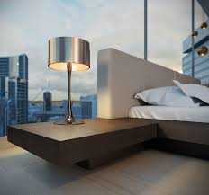 Platform Bed Singapore Bedroom Arata Japanese Platform Bed With Night Stand And Modern