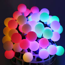 String Ball Lights by Functional U0026 Decoration Lights