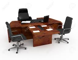 Office Table Chair by Office Table Set Stock Photos U0026 Pictures Royalty Free Office