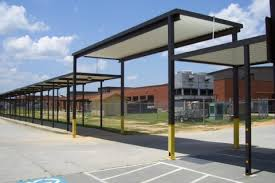 Metal Canopies And Awnings Mitchell Metals Aluminum Metal Canopies U0026 Walkway Covers