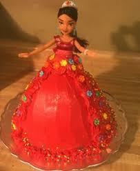 how to make disney princess elena of avalor doll cake birthday