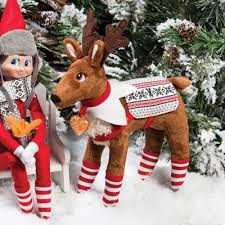 on the shelf reindeer the on the shelf scout elves on the shelf clothing
