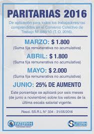 valores servicio domestico 2016 argentina se homologó el acuerdo salarial de encargados de edificio