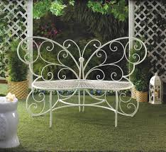butterfly garden bench wholesale at koehler home decor