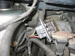 Dodge Ram 1500 Dash Fuse Box Removal Replacing The 1996 2002 T U0026c Caravan Voyager Blower Motor Resistor