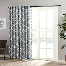 Curtains For Sliding Doors Sliding Door Curtains Modernize Your Sliding Glass Door With
