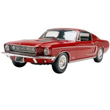 revell 1968 ford mustang gt 2 u0027n1 model kit