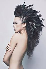 native american hairstyles for women braids feathers amazing hair innovation station pinterest