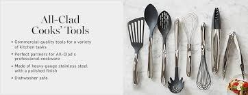 Professional Kitchen Accessories - all clad kitchen tools williams sonoma