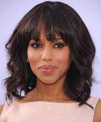 graduated bob with fringe hairstyles 21 luscious long bobs styling ideas to inspire you