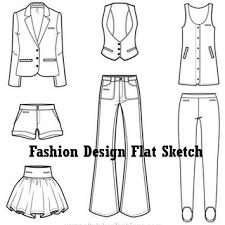 fashion design flat sketch apk download free lifestyle app for