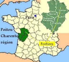 map of poitiers poitiers larocheusa org