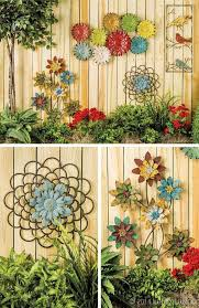 Garden Decoration Ideas Diy Yard Decor 25 Best Outdoor Garden Decor Ideas On Pinterest Diy