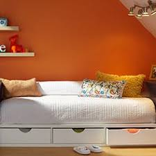 Daybed With Storage Underneath Size Daybed With Storage Drawers Foter Decorating Ideas