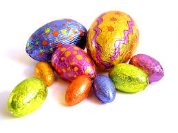 hplc reveals why easter eggs are good for you