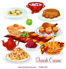 cuisine cherry cuisine healthy lunch dishes เวกเตอร สต อก 674563855