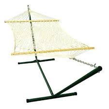 hammock swing patio white hammock swing chair with green