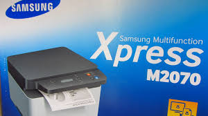 samsung m2070 multifunction laser printer unboxing quick review