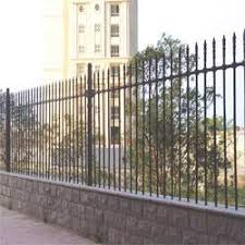 Boundary Wall Grill Design India