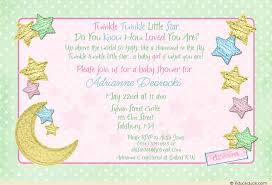 twinkle twinkle baby shower invitations twinkle twinkle baby shower invitation moon