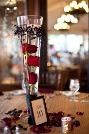 Halloween Wedding Reception Decorations by 35 Red And Black Vampire Halloween Wedding Ideas Halloween